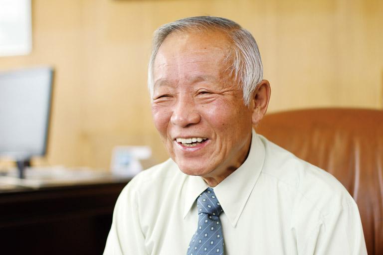 代表取締役会長 板倉 利男