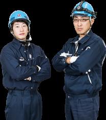 イメージ図/電気工事部