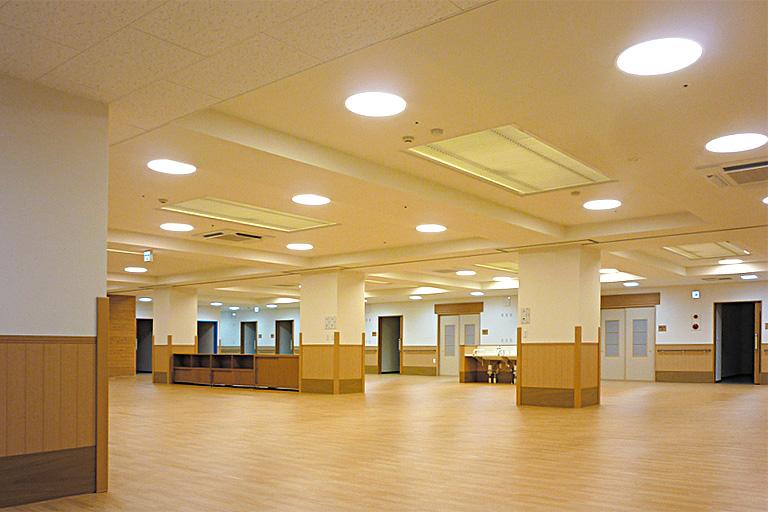 イメージ図/LED化工事