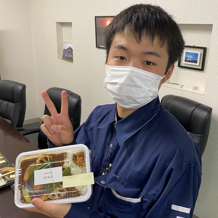 イメージ図/十勝のお弁当テイクアウトプロジェクト-USAGI編-