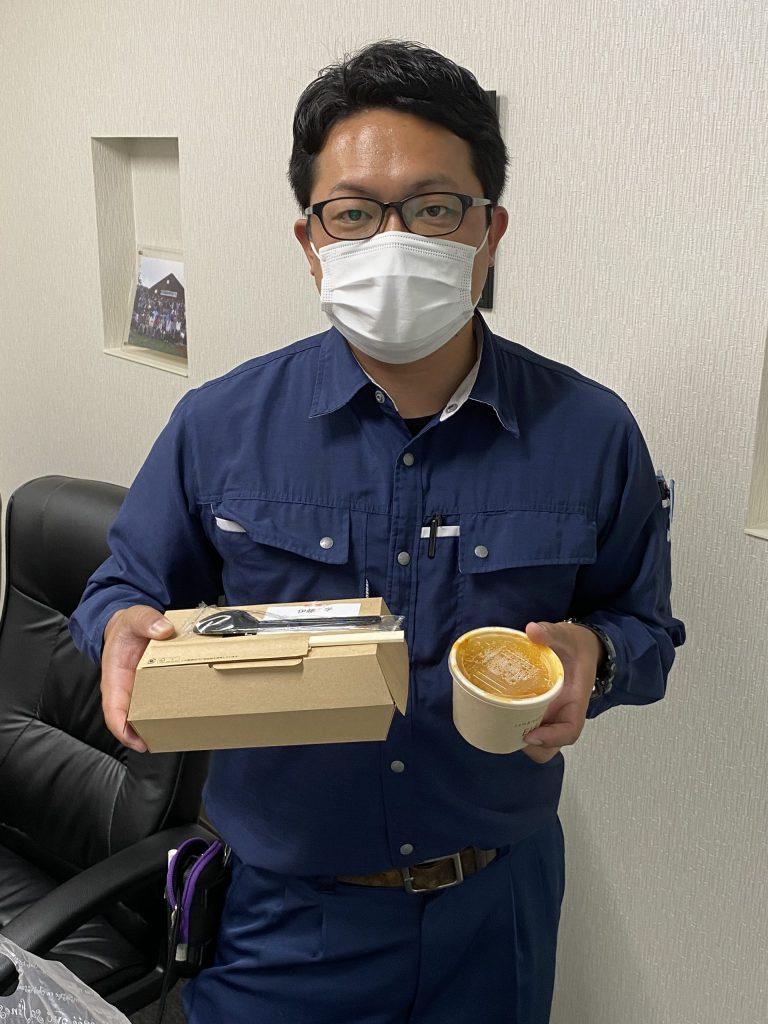 イメージ図/十勝のお弁当テイクアウトプロジェクト-Cafe&restaurant繪麗-
