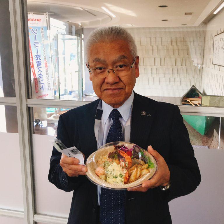 イメージ図/十勝のお弁当テイクアウトプロジェクト-ピノキオクッチーナ-