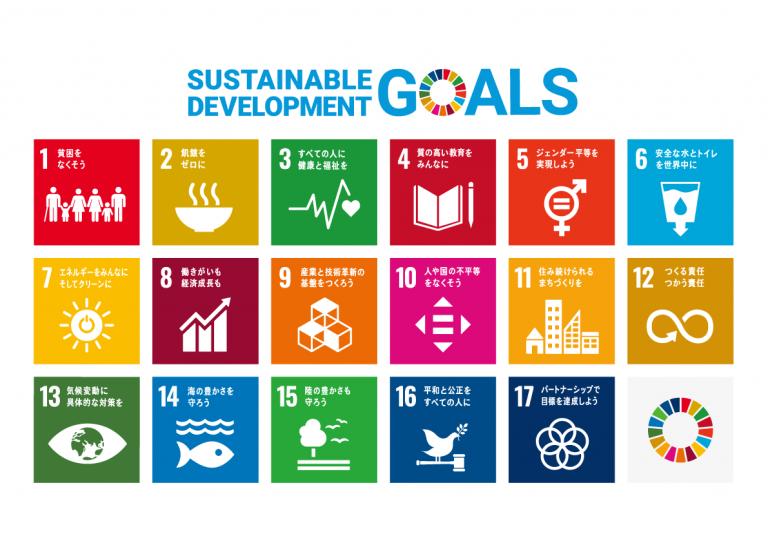 イメージ図/帯広経営研究会10月例会は『SDGsと経営理念』