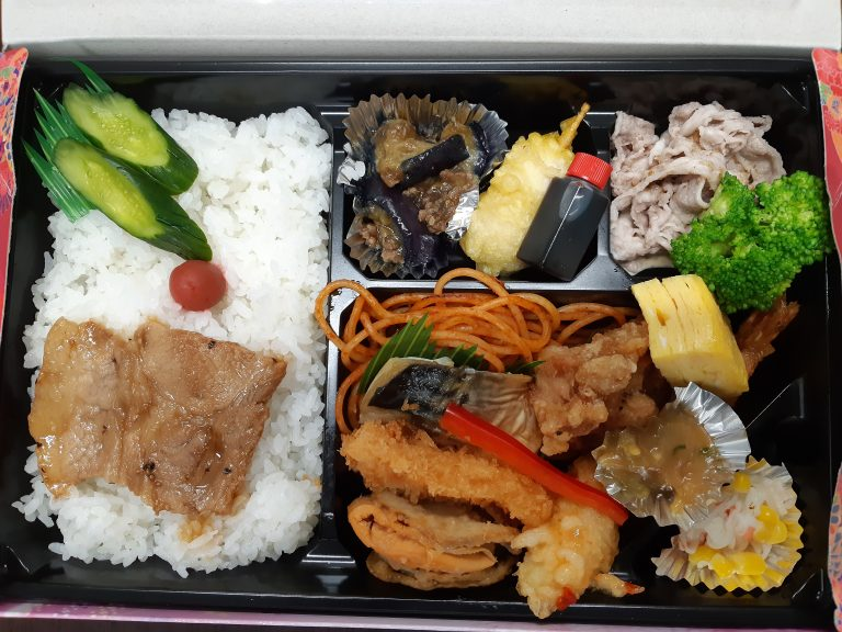 イメージ図/十勝のお弁当テイクアウトプロジェクト-MesiCafe Piglet-