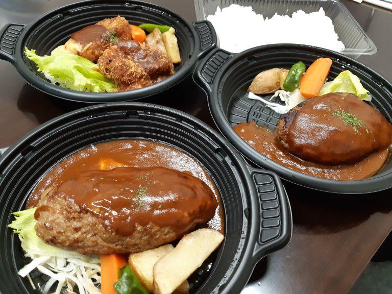 イメージ図/十勝のお弁当テイクアウトプロジェクト-BERUWALA-